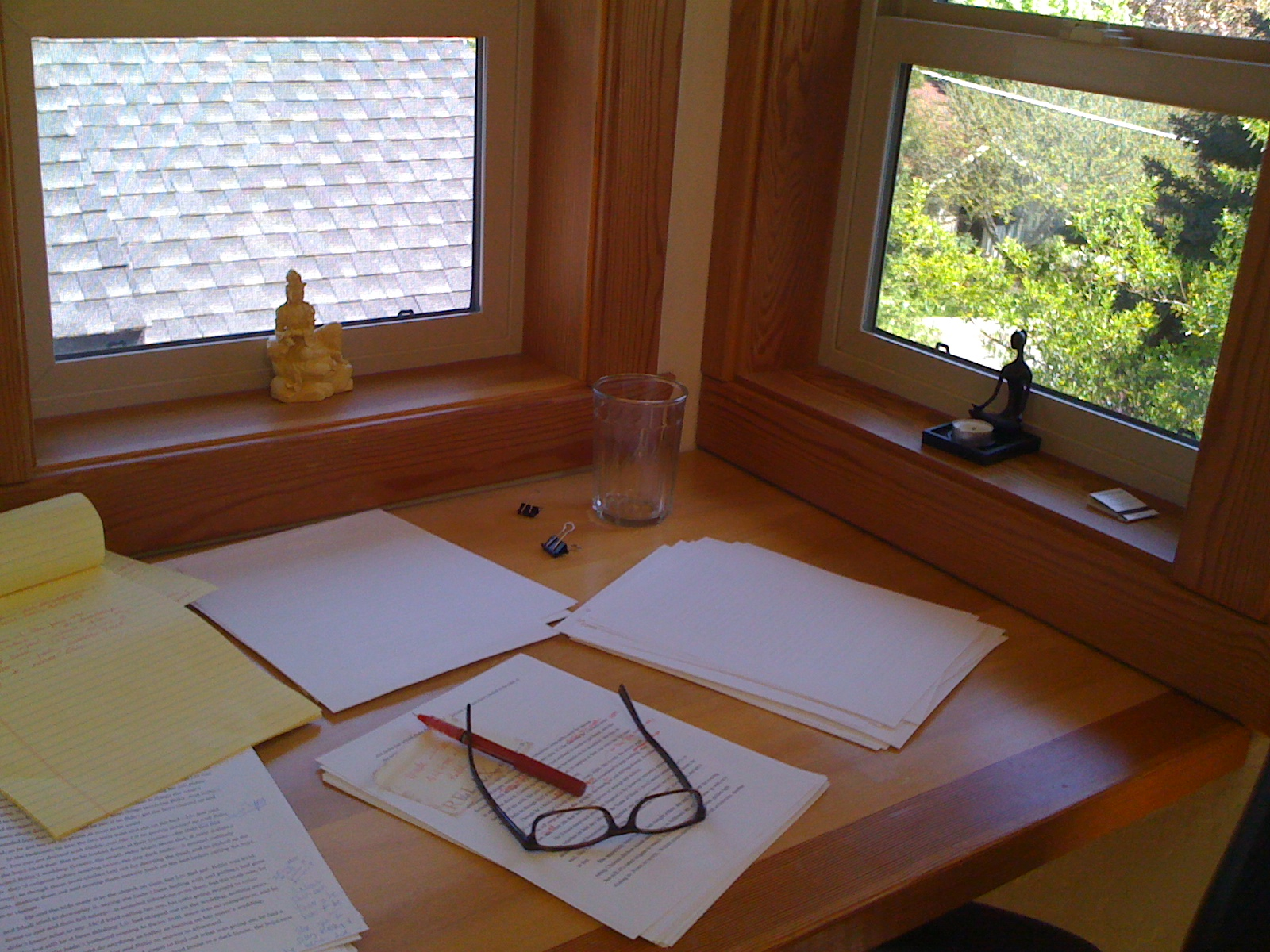 create your own virtual writing retreat | midge raymond's blog