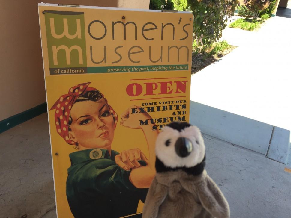 women's museum_midge raymond event