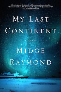 Cover of My Last Continent hardcover edition